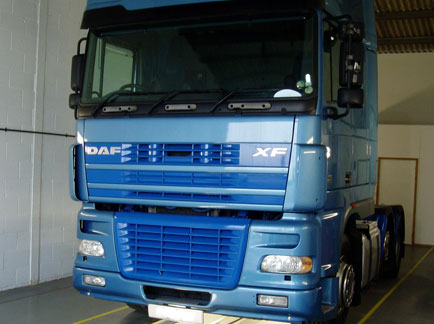 HGV Service Repairs Suffolk