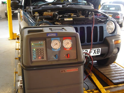 Air-conditioning servicing Suffolk