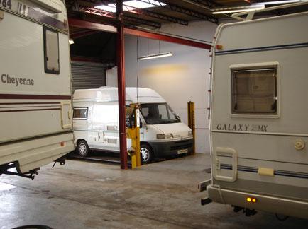 Motorhomes Campers Caravan Repairs Maintenance Suffolk
